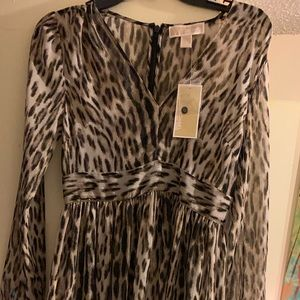 Brand new dress. Long dress with long sleeves